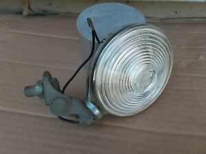 Vintage Dietz Fog Light Lamp Plastic Lens 12 70 77 276 Made In Usa