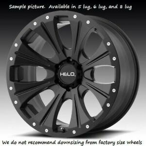 Wheels Rims 17 Inch For Ford F 350 2005 2006 2007 2008 2009 Super Duty 1188