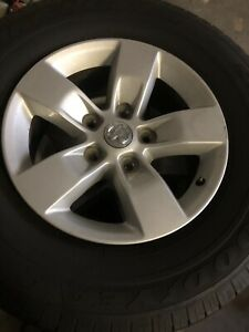 Ram 1500 Oem Wheels And Tires 5 Lug