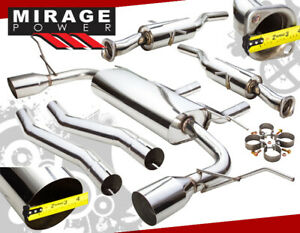 For 11 19 Jeep Grand Cherokee 5 7l V8 Performance Muffler Catback Exhaust System