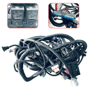 Standalone Wiring Harness For Ls1 Dbc 4 8 5 3 6 0 Engine W 4l60e Transmission