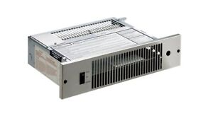 Kick Space Heater Under Cabinet Hydronic Hot Water 8010 Btu Brown Grill