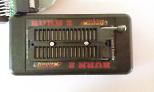 Moates Burn 2 Chip Programmer Ford Device Adapter J3 Interface