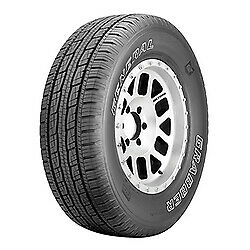 2 New 235 75r16 General Grabber Hts60 Tire 2357516