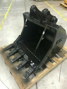 New 24 Excavator Bucket For A Case Cx37