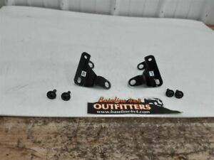 Jeep Tj Wrangler Soft Top Mounting Brackets 1997 1998 1999 2000 2001 2002 39242