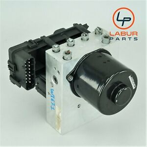 C662 W163 Ml500 Mercedes 02 05 Ml Class Abs Anti Lock Brake Pump Module Unit