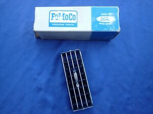 1968 70 Ford Pick up Truck A c Dash Register Nos C8tz 19893 a Vent