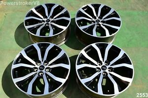 20 Ford Explorer St Oem Factory Wheels Limited Ranger Trac Mountaineer 2020