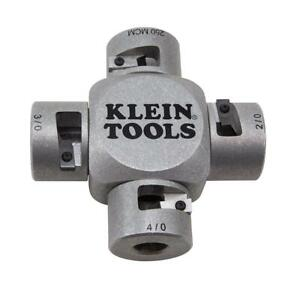 Klein Tools Large Cable Stripper Wire Insulation Remover Aluminum 2 0 250 Mcm
