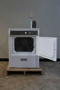 Frigidaire Fcgd3000es1 Coin Operated Clothes Dryer Gas Powered
