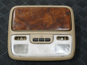 2002 Acura Mdx Overhead Console With Homelink