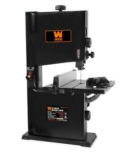 Wen 3959t 2 5 amp 9 inch Benchtop Band Saw