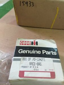 Nos Tractor Parts 70 1242t1 Ring Race Fit Case Cp 1400 Steiger 9180 9280