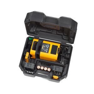Pacific Laser Systems Hv2g Green Manual Slope Rotary Laser System