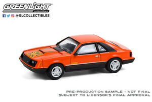 Greenlight 13290 c Muscle Series 24 1 64 1979 Ford Mustang Cobra