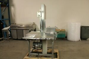 Hobart 6801 Meat Saw Butcher Fish 18 Grocery Bone Saw 3ph Commercial