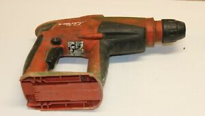 Hilti Te 2a 24v Rotary Hammer Drill tool Only Working