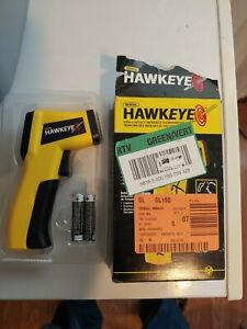 Hawkeye Non contact Infrared Thermometer