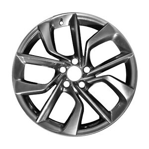 73809 Reconditioned Oem Aluminum Wheel 20x8 5 Fits 2019 2020 Infiniti Qx50
