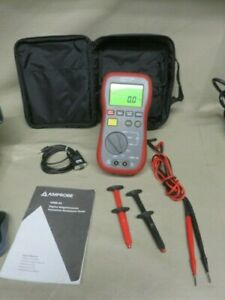 Amprobe Megatest One Amb 45 Insulation Resistance Tester With Lead Interface
