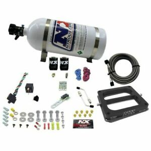 Nitrous Express Inc 50070 10 Conventional Dominator Nitrous Oxide System New