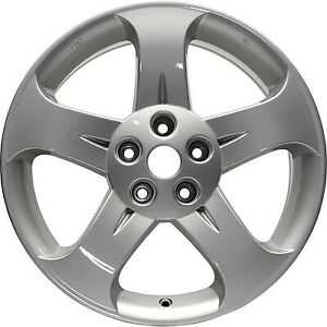 Wheel For 2003 2005 Nissan Murano 18x7 5 Silver Refinished 18 Inch Rim