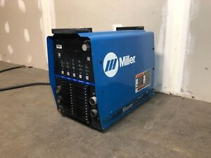 Miller Maxstar 300 Lx Multi process Welder With High Freq And Pulse ships Free