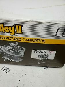 Ford Holley 1bbl Carburetor Actual Holley Reman Part 64 3133 1904 1908 1940