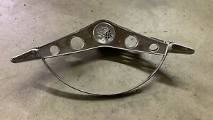 1959 1960 Chevrolet Impala Horn Ring Convertible Steering Wheel Sedan Lowrider