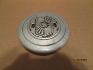 Vintage Oem Nash Grease Cap Dust Cover 1920s To 1930 For Wooden Wheel Center Cap