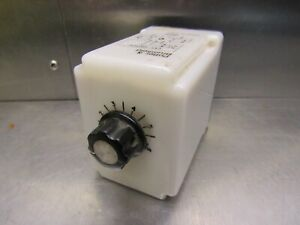 Potter Brumfield Chb 38 70011 Time Delay Relay 1 10sec