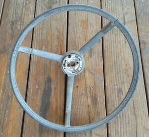 1962 1963 1964 1965 Ford Fairlane Steering Wheel
