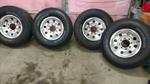 2002 Wheels And Tires Ford F250 8 Lug
