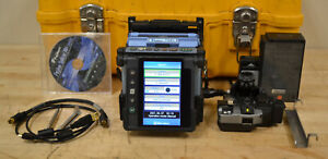 Fujikura Fsm 70s Fusion Splicer With Ct50 Cleaver Guaranteed Good