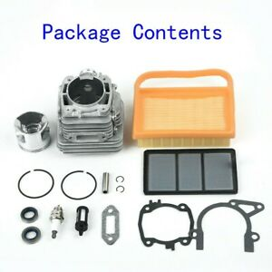 For Stihl Ts410 Ts420 Carburetor Parts Group Cylinder Piston Accessories Replace