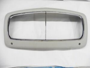 2016 2018 Bentley Continental Gtc Gt Front Grille Chrome 3w3853651f Oem