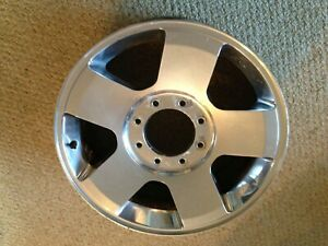 Ford 20 X 8 Wheel Rim 2006 2007 F250 F350f250sd Super Duty 6c3j 1007 aa