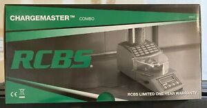 RCBS Chargemaster 1500 Powder Scale Dispenser 98923 $300.00