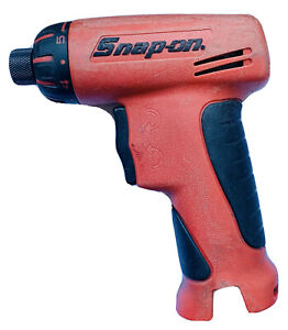Snap On Cts596 1 4 Cordless 9 6v Screwdriver Tool Only