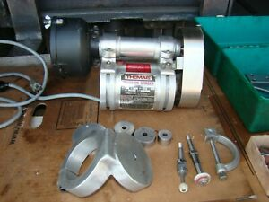 Themac J 45 Tool Post Grinder