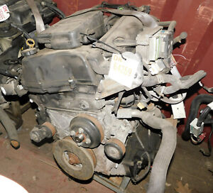 2002 Chevy Trailblazer envoy bravada Engine Oem 4 2l Vin S 8th Digit 158k Miles
