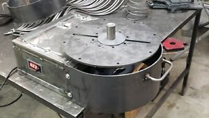 Usa Rotary Welding Table Rotating Turntable Positioner 200 Pounds Preorder