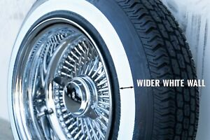 Tornel Classic 155 80r13 A S All Season Tires Set Of 4 1 6 Shaved White Wall