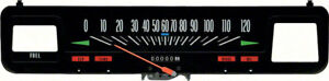Oer Speedometer For Cars Without Console Gauges 1969 1974 Chevrolet Nova