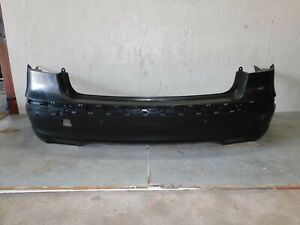 2012 2014 Hyundai Genesis Rear Bumper Sedan After Market