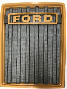 Ford Tractor Equipment Front Grill Assembly