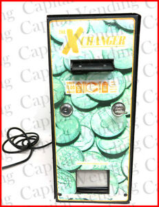 Dollar Bill Changer Very Compact Accepts 1 Changer For Vending Or Laundry