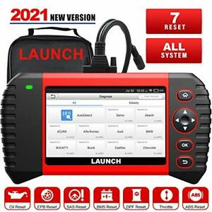 Launch Scanner Crp Touch Pro Elite Scan Tool With All System Diagnostic Tool 7
