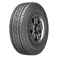 2 New Lt245 75r16 10 Continental Terraincontact A t 10 Ply Tire 2457516